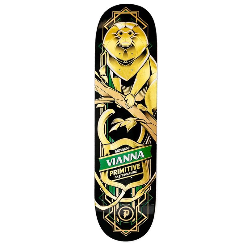 Primitive Giovanni Vianna Tamarin Skateboard Deck 8.25