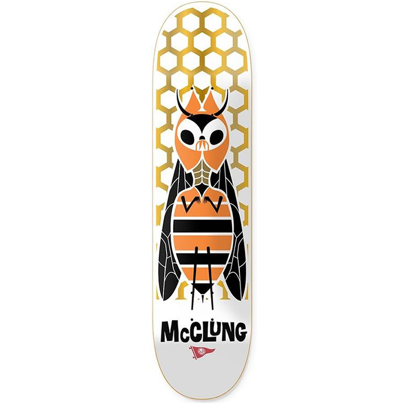 Primitive McClung Pendleton Zoo Skateboard Deck 8.0