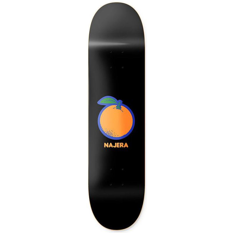 Primitive Najera Orange Skateboard Deck 8.5