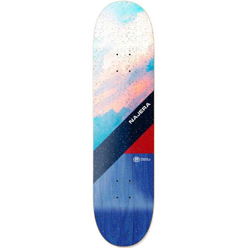 Primitive Najera Voyager Skateboard Deck 8.5