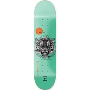 Primitive O'Neill Tiger Skateboard Deck 8.0