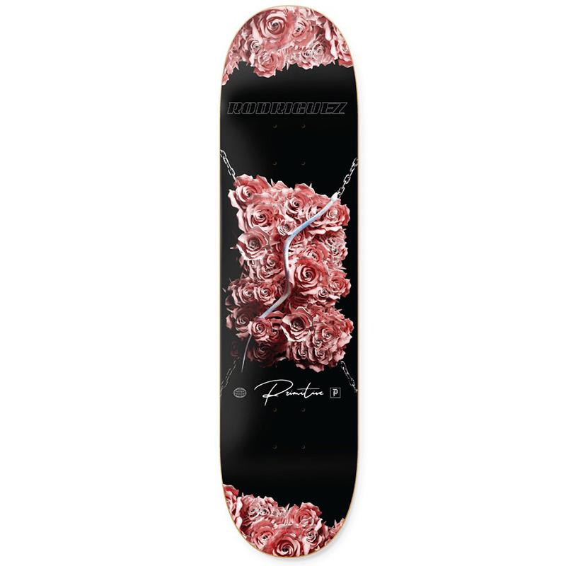 Primitive Rodriguez No Lies Skateboard Deck 8.25