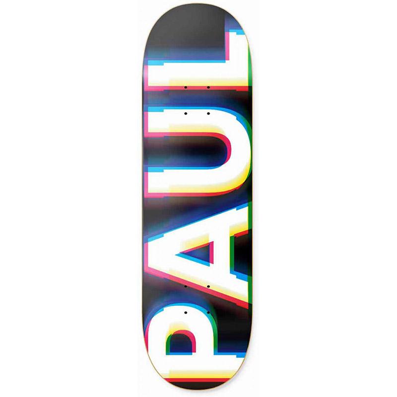 Primitive Rodriguez Offset Skateboard Deck 8.38