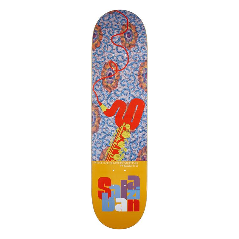Primitive Salabanzi Tower Skateboard Deck 8.0