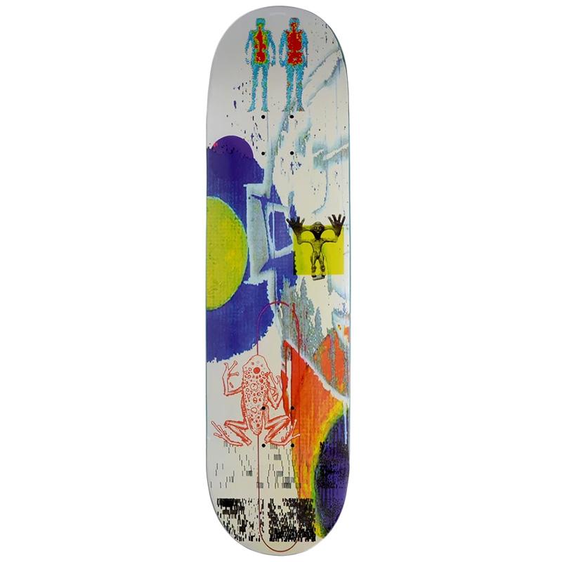 Quasi 99 Skateboard Deck 8.25 X 32.375