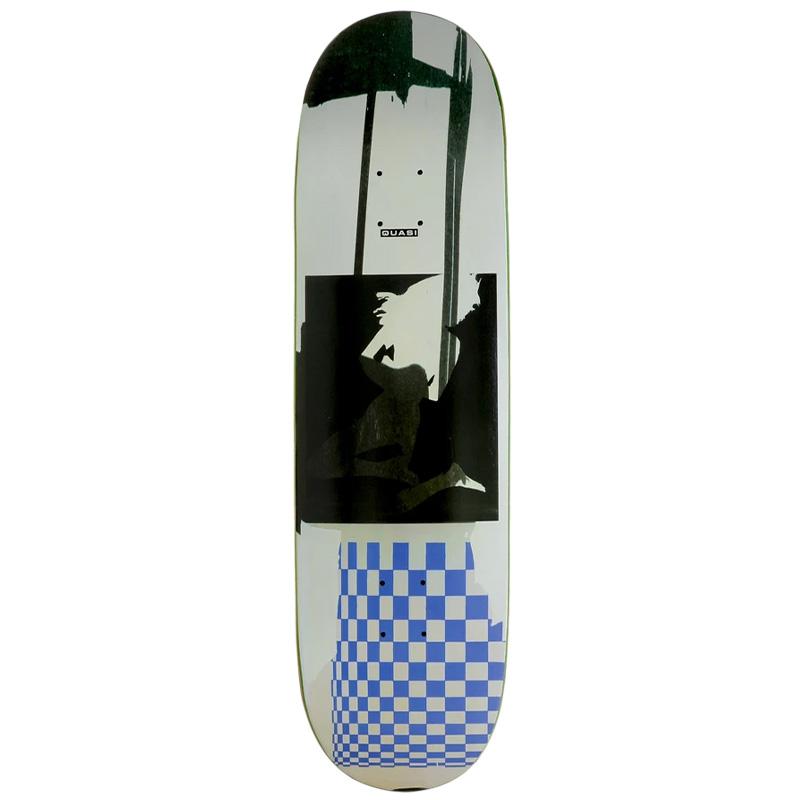Quasi Alice Skateboar Deck 8.75 X 32.625
