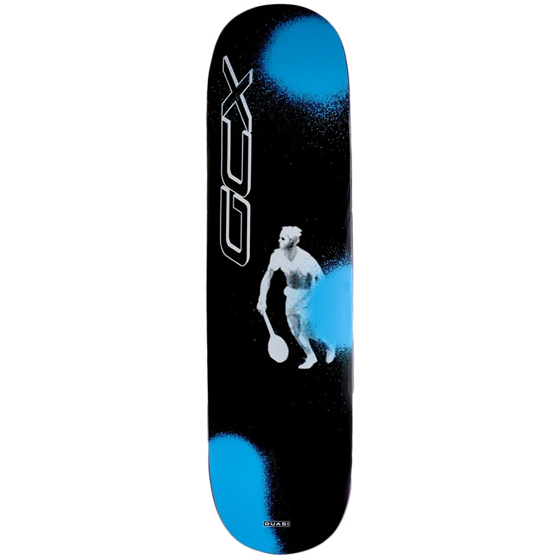 Quasi Crockett Duece Skateboard Deck 8.5 X 33