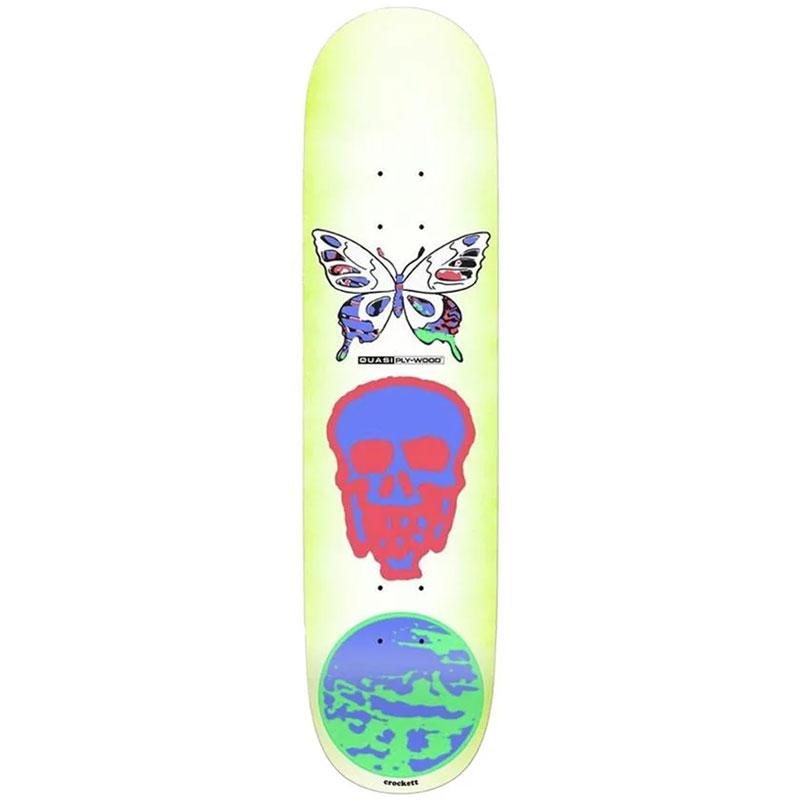 Quasi Crockett Mode Skateboard Deck 8.5