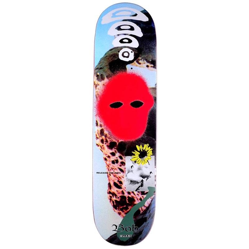 Quasi De Keyzer Iowa Skateboard Deck 8.125