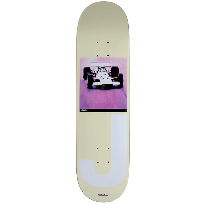 Quasi Henry Big J Skateobard Deck 8.375