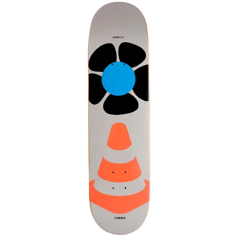 Quasi Johnson Miami Skateboard Deck 8.25 X 32.375