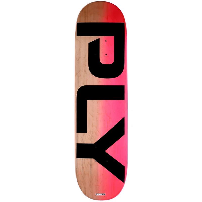 Quasi Ply Skateboard Deck 8.125