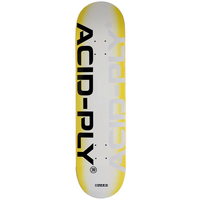 Quasi Technology 1 Skateboard Deck 8,0 X 32.375