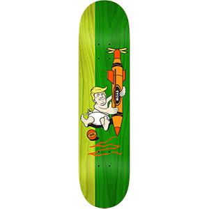 Real Big Baby Skateboard Deck 8.25