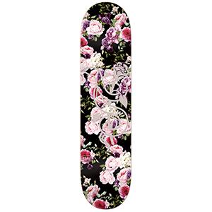 Real Bloom Skateboard Deck 8.06