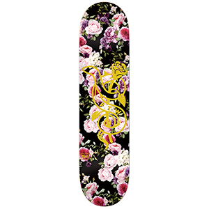 Real Bloom Slick Skateboard Deck 8.5