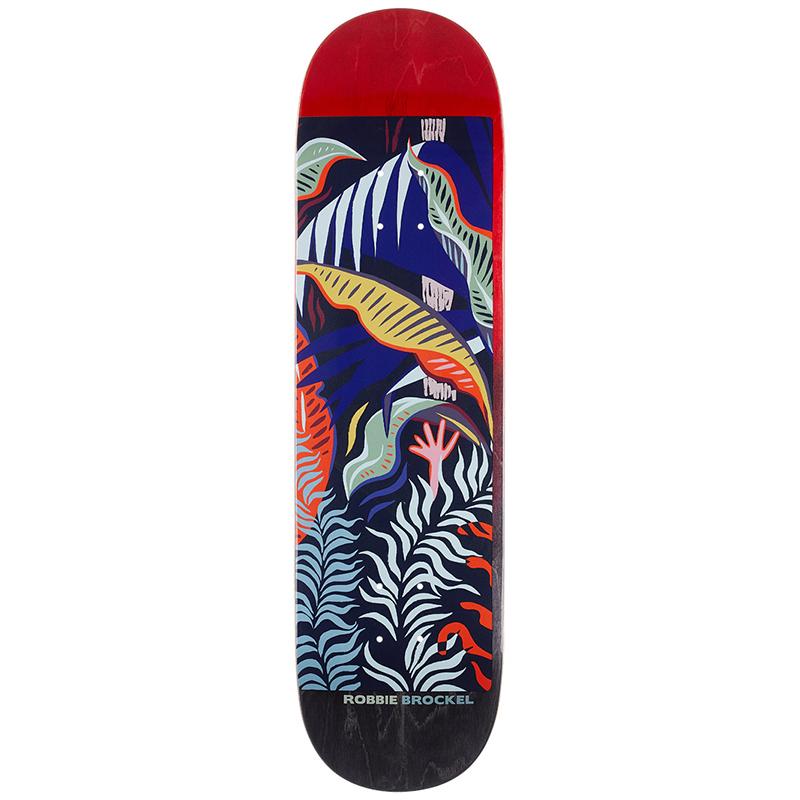 Real Brockel Antra Skateboard Deck 8.38