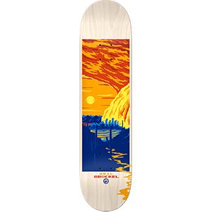 Real Brockel Dust Storm Skateboard Deck 8.25