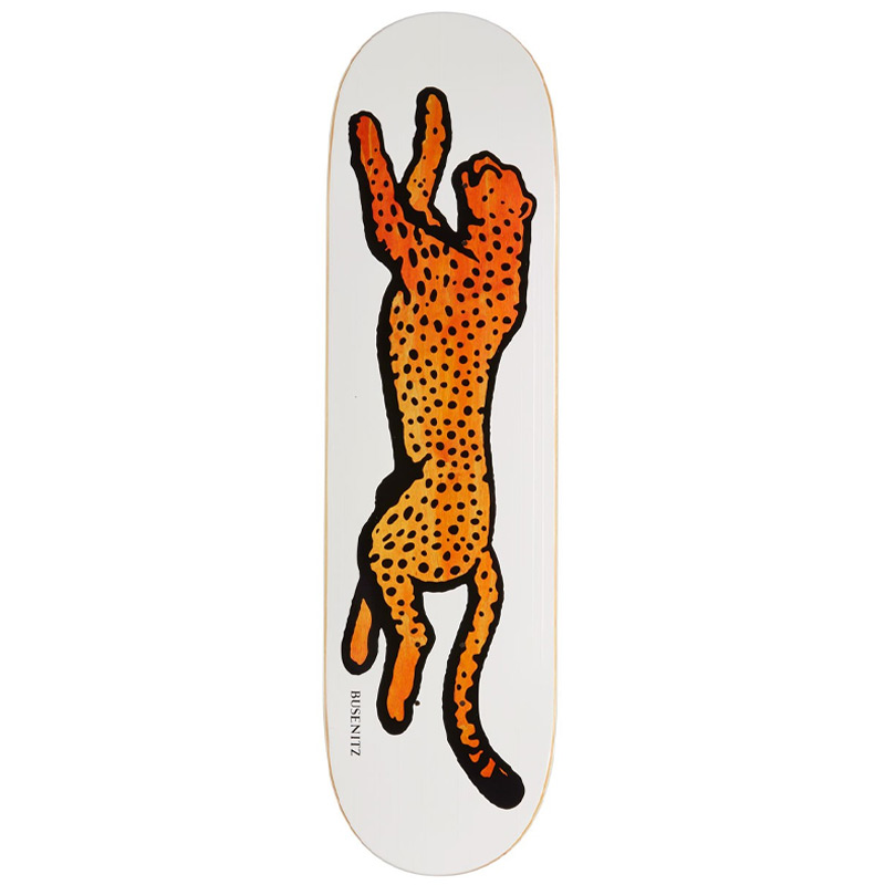 Real Busenitz Prey Skateboard Deck 8.38