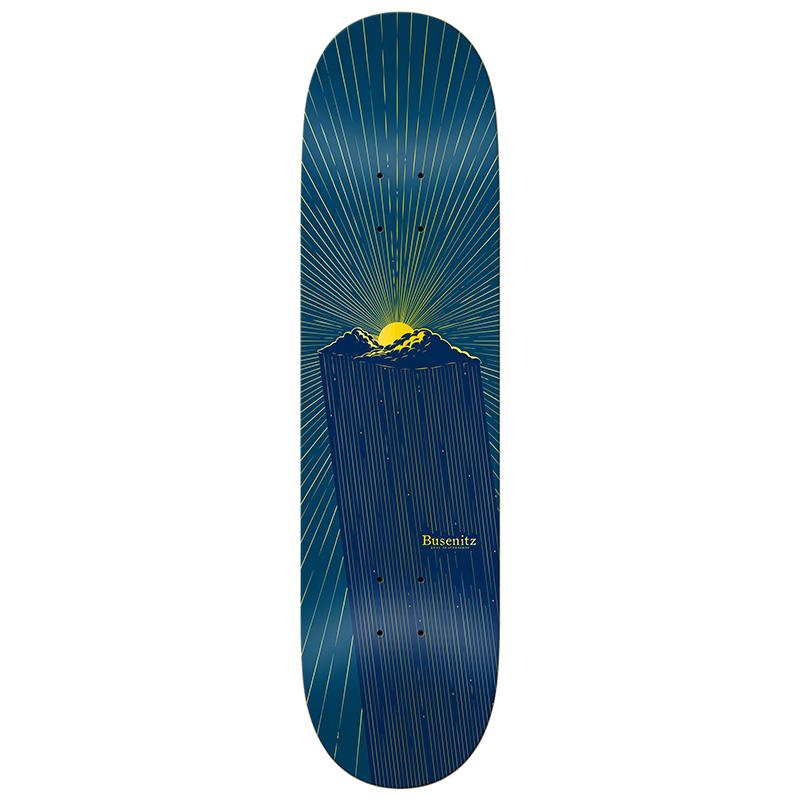 Real Busenitz Silver Lining Skateboard Deck 8.38
