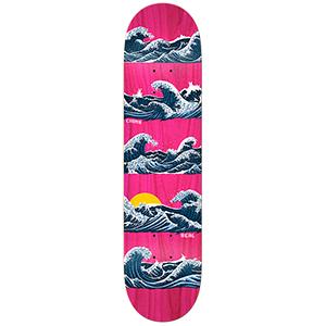 Real Chima Odyssey Skateboard Deck 8.02