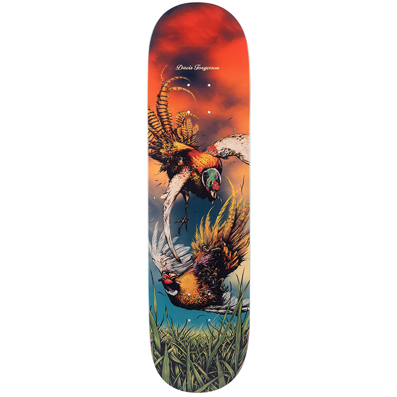Real Davis Great Heights Skateboard Deck 8.25