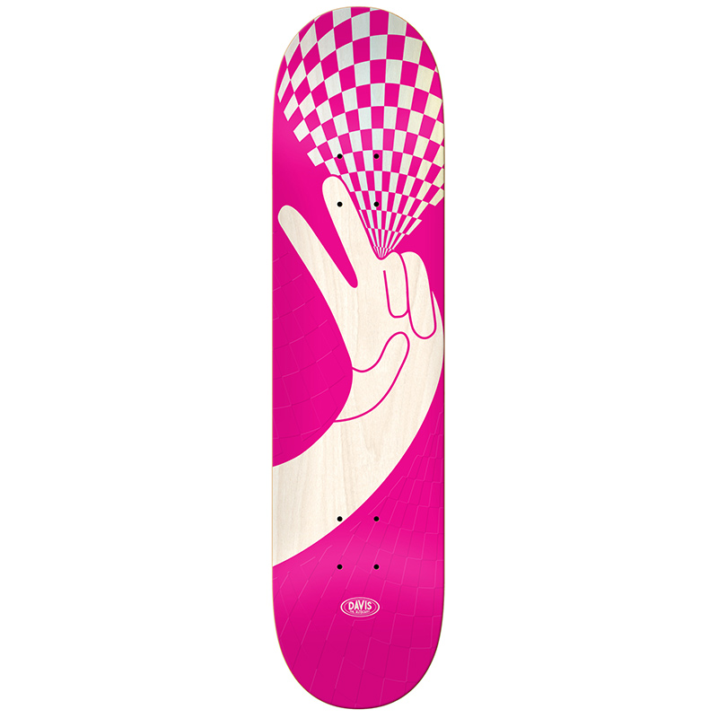Real Davis Naptime Skateboard Deck 8.06