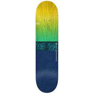 Real Davis Roses Skateboard Deck 8.06