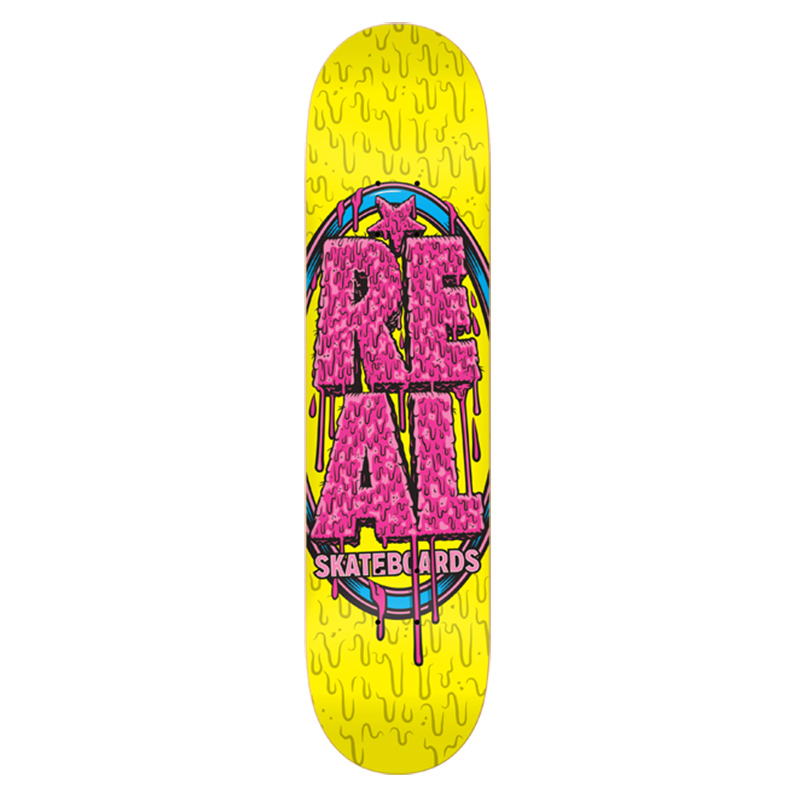 Real DipStick Skateboard Deck 8.06