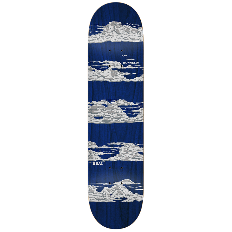 Real Donnelly Odyssey Skateboard Deck 8.38