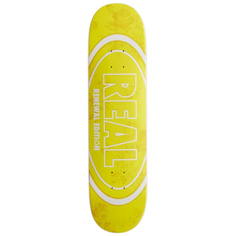 Real Floral Renewal II Skateboard Deck 7.75