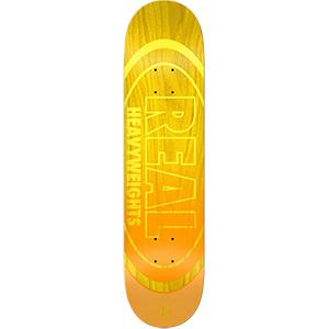 Real Heavyweights Fade Skateboard Deck 8.25