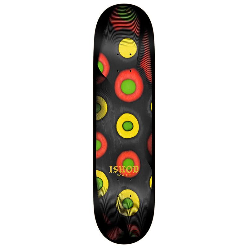 Real Ishod Eclipse Ltd Skateboard Deck 8.18