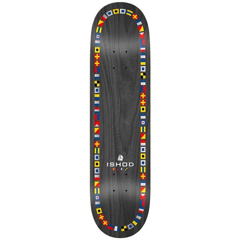 Real Ishod High Seas Full Shape Skateboard Deck 8.25