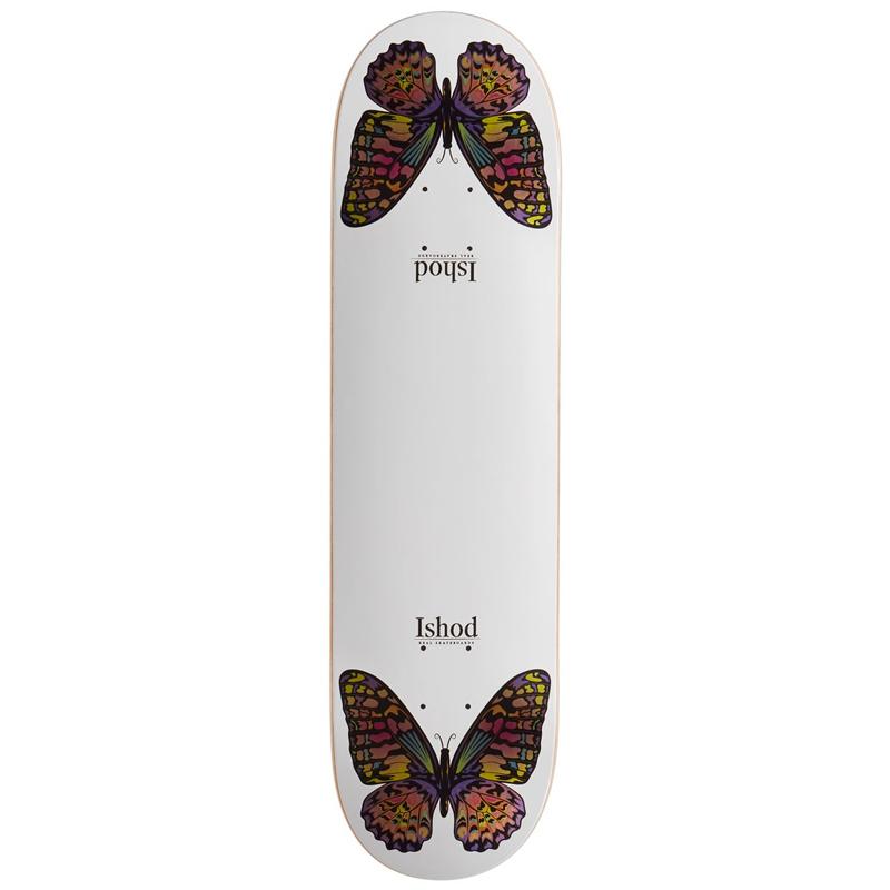 Real Ishod Monarch TT Skateboard Deck 8.25