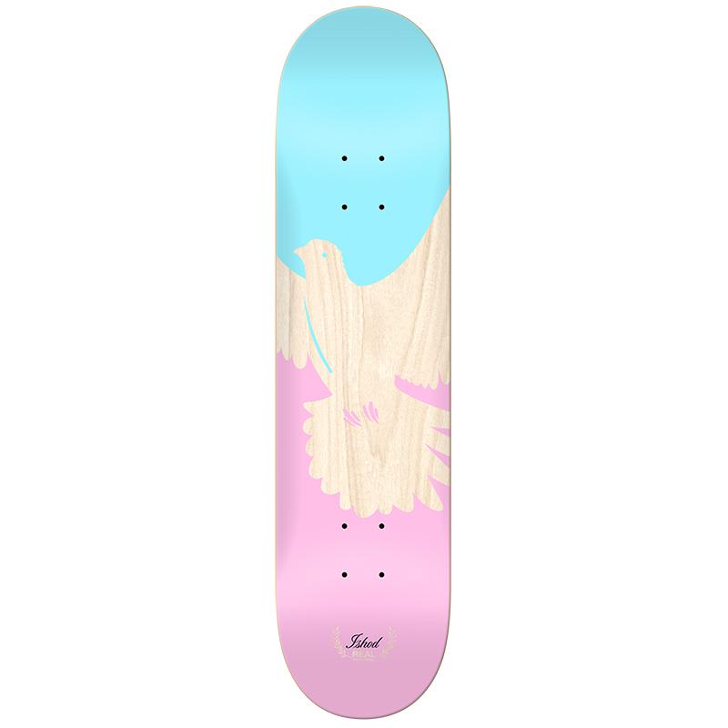Real Ishod Resistance Skateboard Deck 8.125