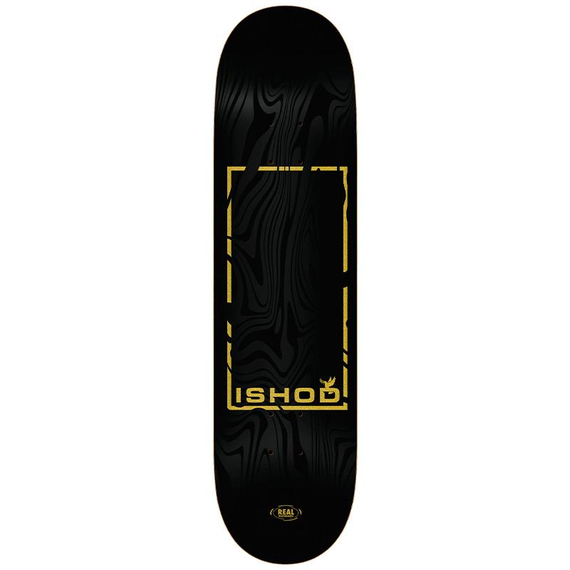 Real Ishod Wair Marble Dove Skateboard Deck 8.12