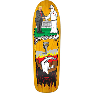 Real Jim Thiebaud Wrench Justice Skateboard Deck 9.78