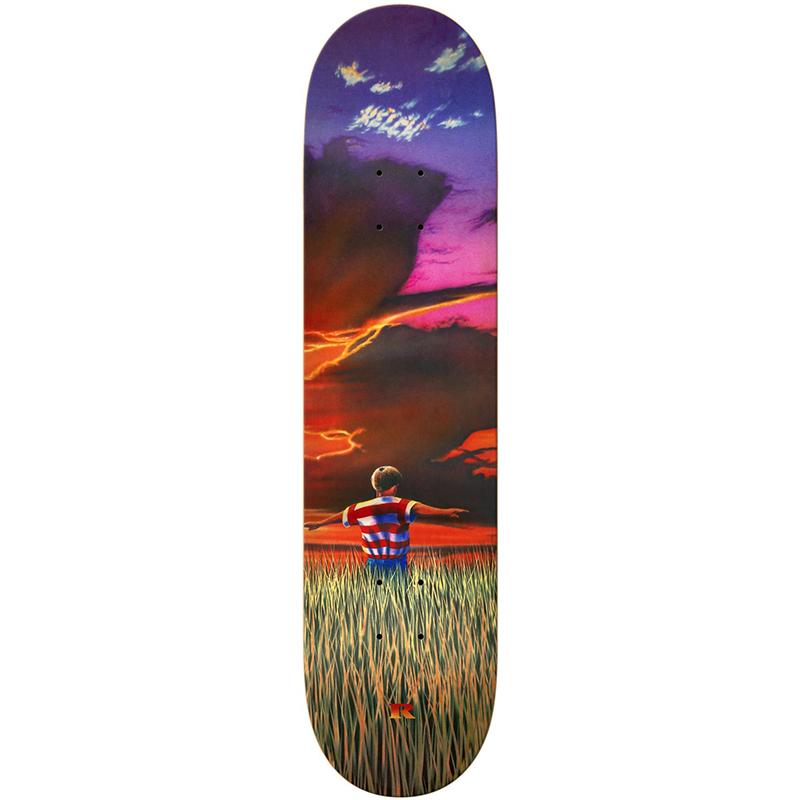 Real Kelch Flyer Skateboard Deck 8.25