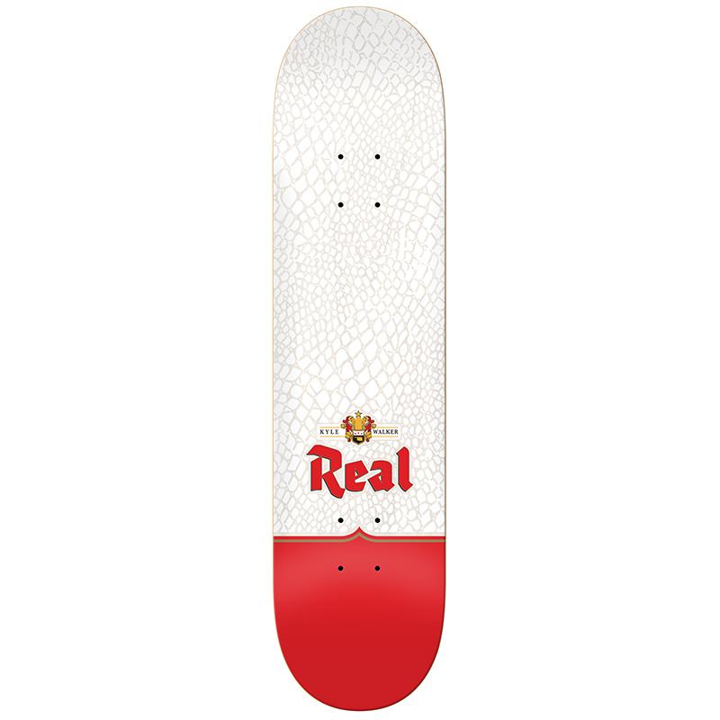 Real Kyle Walker Premium Large Skateboard Deck 8.38