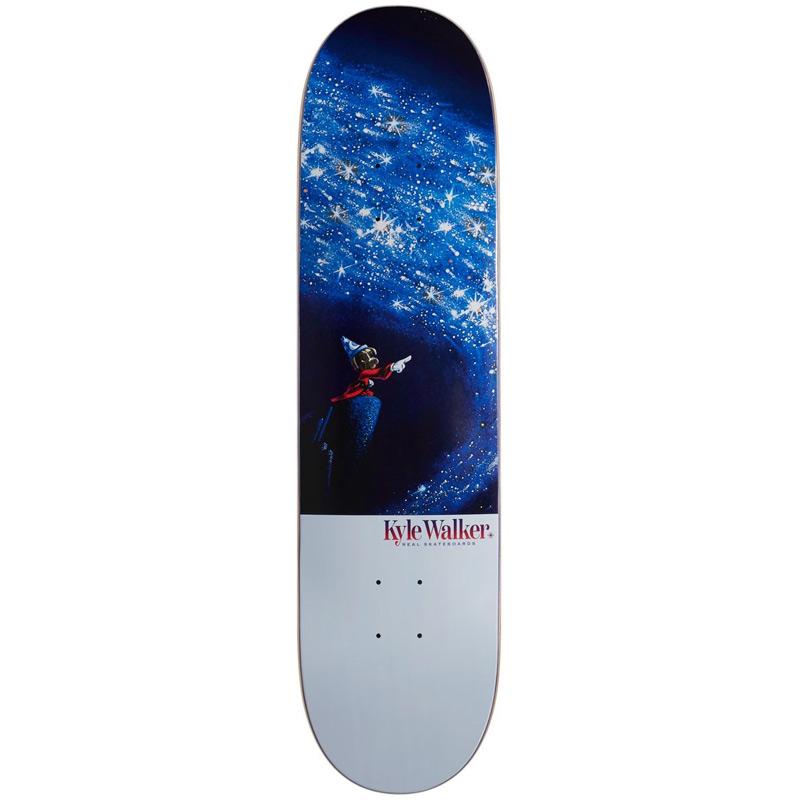 Real Kyle Walker Sorcerer Skateboard Deck 8.38