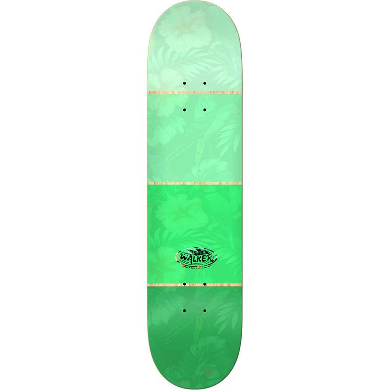 Real Kyle Walker Tropical Slick Skateboard Deck 8.38
