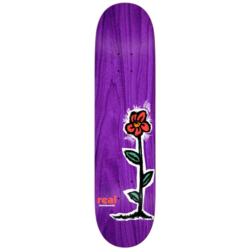 Real Regrowth Skateboard Deck Assorted Veneer 8.06
