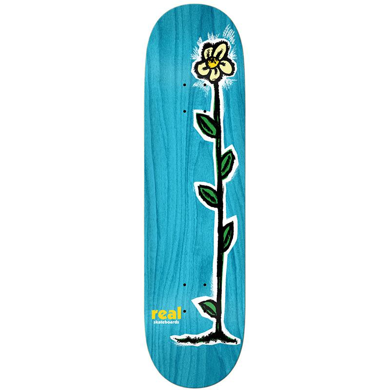 Real Regrowth Skateboard Deck Assorted Veneer 8.5