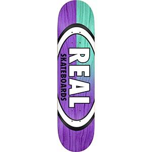 Real Skinny Dip Oval Skateboard Deck 7.75