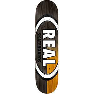 Real Skinny Dip Oval Skateboard Deck 8.38