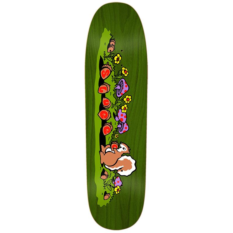 Real Sluggo Skateboard Deck 9.0