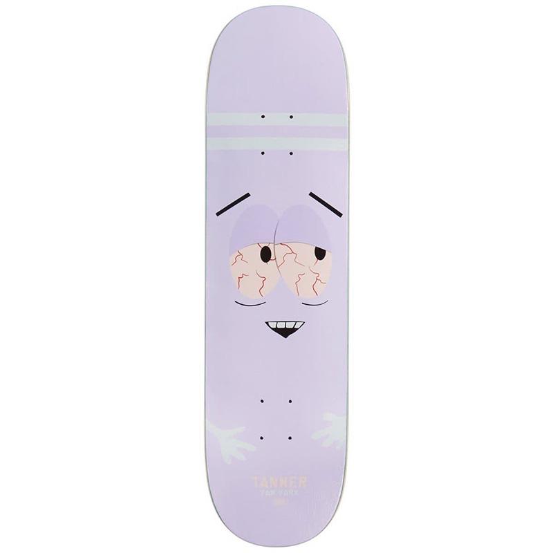 Real Tanner Towel Skateboard Deck 8.25