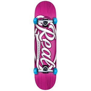 Real Tonal Customs Medium Complete Skateboard 7.75
