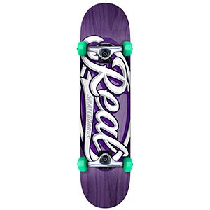 Real Tonal Customs Small Complete Skateboard 7.5